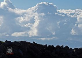 The Rocky Clouds by wolfwings1