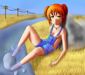 Country Girl by Piehamster