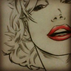 Marilyn by Rodjer