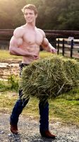Farm Boy Muscle Morph by theology132