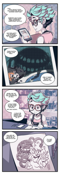 Negative Frames - 33 by Parororo