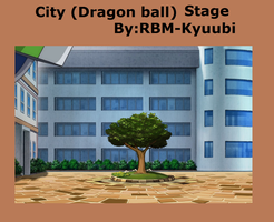 City Stage by RBM-Kyuubi