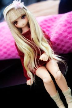 Obitsu + Azone custom by AndrejA