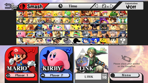 Super Smash Bros. Wii U CHARACTER ROSTER (Clones) by ConnorRentz