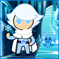: Snowflake Cookie : by Amazing-Girl-Forever