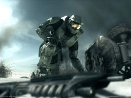 Halo wallpapers 5 by Conorstubbsy