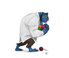 What? It's for science... by furry-bob