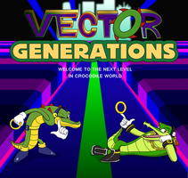 Vector Generations by cosmictruffle