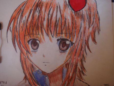 Amu Drawing by KandeL15