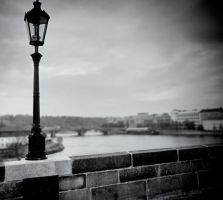 The Lonely Lamp by soultaker82
