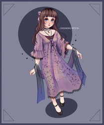 Adopt Auction (Closed) #37 by Dreaming-Witch