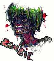 ZOMBIE 201 by LoveMeWantMe
