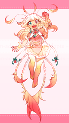 Little Phoenix Auction [CLOSED] by aketan-adopts
