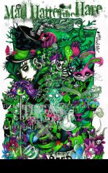 MaDxHatTeR GREED by glittersniffer