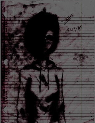 Sketch that I edited so it turned out kinda creepy by DarkBrushBrony