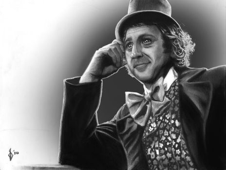 the REAL Wonka by benttibisson