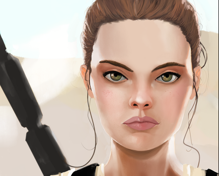 Rey Duku by Darcototo