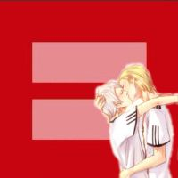 Germancest Red Equal Sign by CountessSana