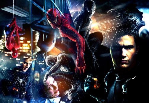 Spiderman 3 by SillzZ