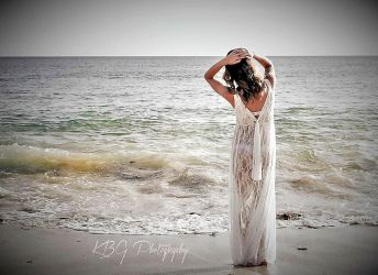 Charlotte Rose Beach by KBGphotography
