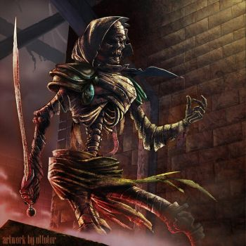 Mummy by UTTOTOR