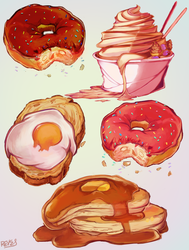 sweet tooth by themajorleague