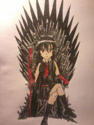 Akame ga kill: games of thrones by udiszabi