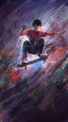 Skater by Joorch