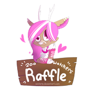 [WINNERS ANNOUNCED] 200 Watchers Raffle! by Wisterie