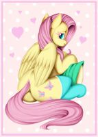 Flutterbutt - Hearts and Hooves edition by Longinius-II