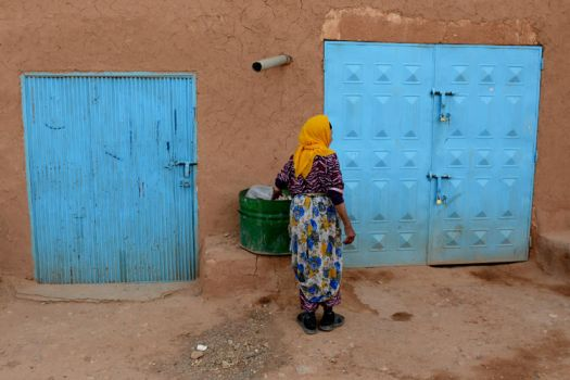 Postcard from Ait Benhaddou 04 by JACAC