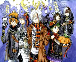 DGM Happy Halloween by eoghankerrigan