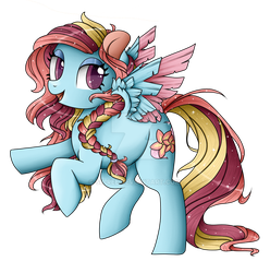 MLP OC - Floral Aroma by SK-REE