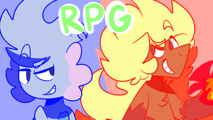 RPG Meme (Read Description) by SleepyStaceyArt