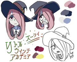 Little Wich Academia - Sucy - 02 by Matrioskaya