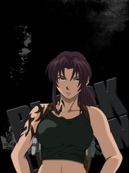 Revy again by jerremy7