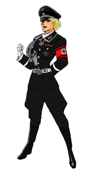Hitler's Willing Executioner by johnnyharadrim