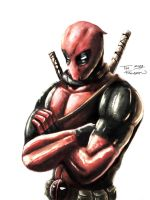 Deadpool by Arukun14