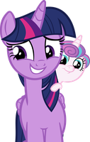 Twilight And Flurry by IronM17