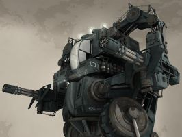 Zioson Assault Mech 6.0 by Geffex