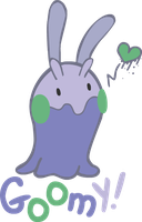 Goomy! by Technophonix