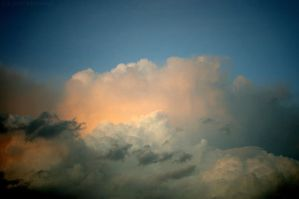 Clouds and Storm VII by TokyoJuice