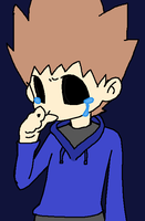 Crying Tom (Eddsworld) by blacktears099
