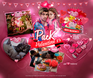 -Valentine's day {PACK} by Fucking-CatchMe