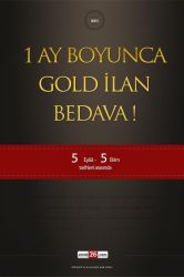 gold banner ad by alfamars