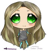 Chibi commission for FMA-BLEACH-GIRL by Miivei