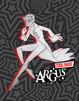 Code Name: Argus (Sketch) by frankly-art