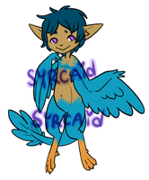 Pay-2-Use Little Harpy by syrcaid