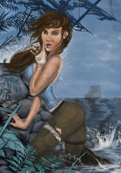 15th Anniversary of Tomb Raider by Schuty