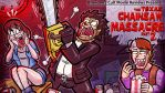 Titlecard: Texas Chainsaw Massacre 2 by hooksnfangs